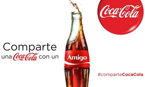 Branded content cocacola